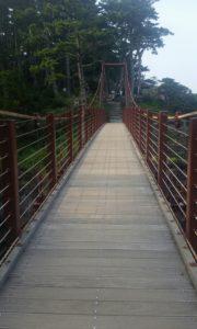 城ヶ崎海岸吊り橋